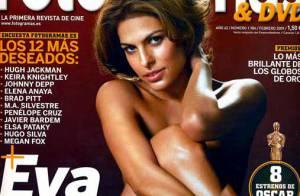 Eva Mendes, une beauté caliente... entièrement nue !