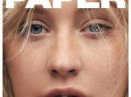 Christina Aguilera : Méconnaissable au naturel en couverture de Paper