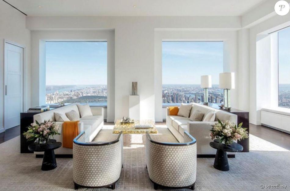 Jennifer Lopez et son chéri Alex Rodriguez ont acheté cet appartement de 15,3 millions de dollars à New York.