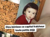 """Agathe Auproux (TPMP) se dévoile enfant : """"J'étais un bébé sumo !"""""""