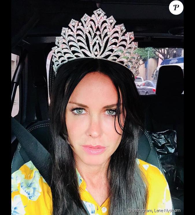Lene nystr m chanteuse d 39 aqua sur instagram mars 2018 - Barbie chanteuse ...