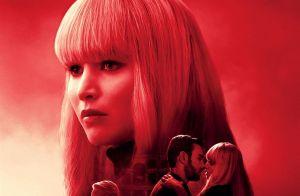 Jennifer Lawrence, espionne dans