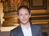 Marc-Olivier Fogiel : Ses filles Mila et Lily à la chasse aux oeufs de Pâques