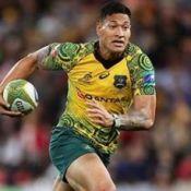"""Israel Folau, les homosexuels """"en enfer"""" : La star du rugby australien dérape"""