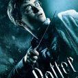 L'affiche de Harry Potter et le Prince de sang-mêlé en salles le 15 juillet 2009