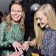 Kate Bosworth et Amanda Seyfried - Lancement de la collection Conscious Exclusive 2018 de H&M. Los Angeles, le 5 avril 2018.