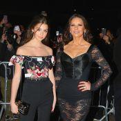 Catherine Zeta-Jones et sa fille Carys : Irrésistibles au défilé Dolce & Gabbana
