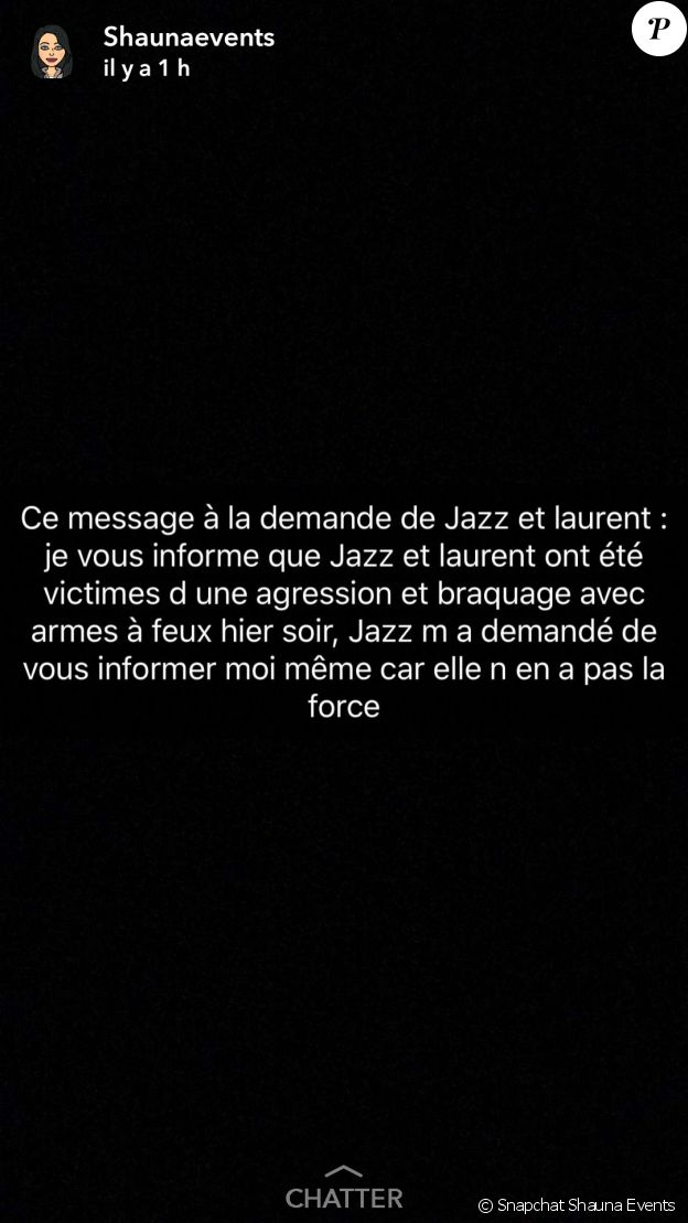 Jazz agressée