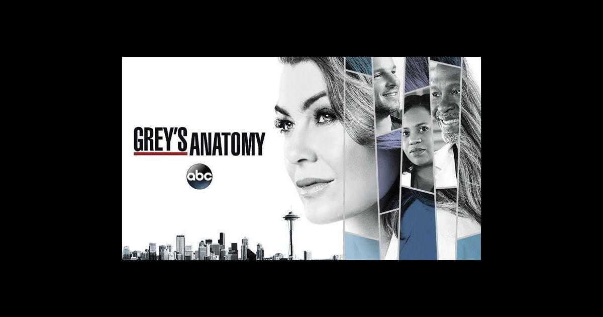 Grey anatomy series