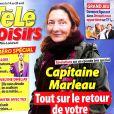 """Magazine """"Télé Loisirs"""", en kiosques le 9 avril 2018."""