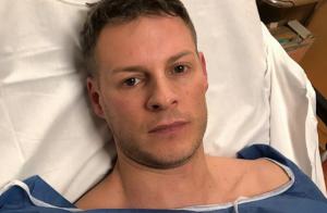 Matthieu Delormeau hospitalisé :