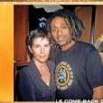 """Doc Gynéco parle de son ancienne compagne Christine Angot - """"Salut les terriens"""", samedi 14 avril 2018, C8"""