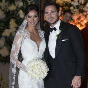 """Frank Lampard et sa femme Christine : """"Terrorisés"""" après une intrusion chez eux"""