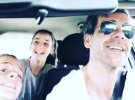"Xavier de Moulins complice avec ses filles : Sa virée ""girly"" dans le Périgord"