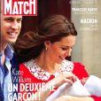 Couverture du N°3598 de Paris Match.