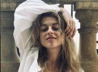 Victoria Monfort : Sexy en soutien-gorge transparent sur Instagram