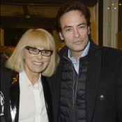 """Anthony Delon : Une """"lourde mais belle responsabilité"""" envers Mireille Darc"""