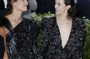 Charlotte Gainsbourg et Charlotte Casiraghi brillent en noir au Met Gala 2018