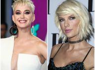 Katy Perry et Taylor Swift : Elles enterrent la hache après six ans de guerre !