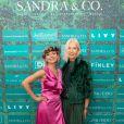 Laetitia Mendes et Anne de Champigneul - Dans le cadre du 6e jour du 71e Festival de Cannes, la Suite Sandra & Co a dédié sa soirée à l'association Geneticancer, première et unique association de lutte contre les cancers génétiques et/ou d'origine héréditaire, créée en janvier 2016 par Laetitia Mendes. Le 13 mai 2018