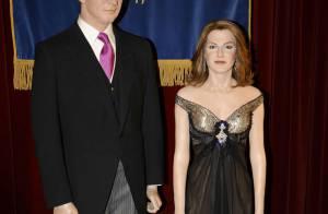 Letizia et Felipe d'Espagne : leurs statues de cire inspirent plus l'effroi que le respect !