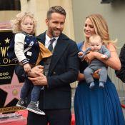 """Ryan Reynolds révèle pourquoi sa fille de 3 ans a un """"horrible problème d'ego"""""""