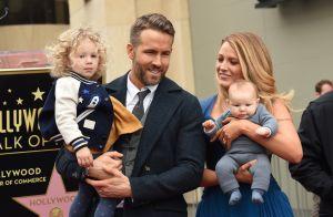 Ryan Reynolds révèle pourquoi sa fille de 3 ans a un