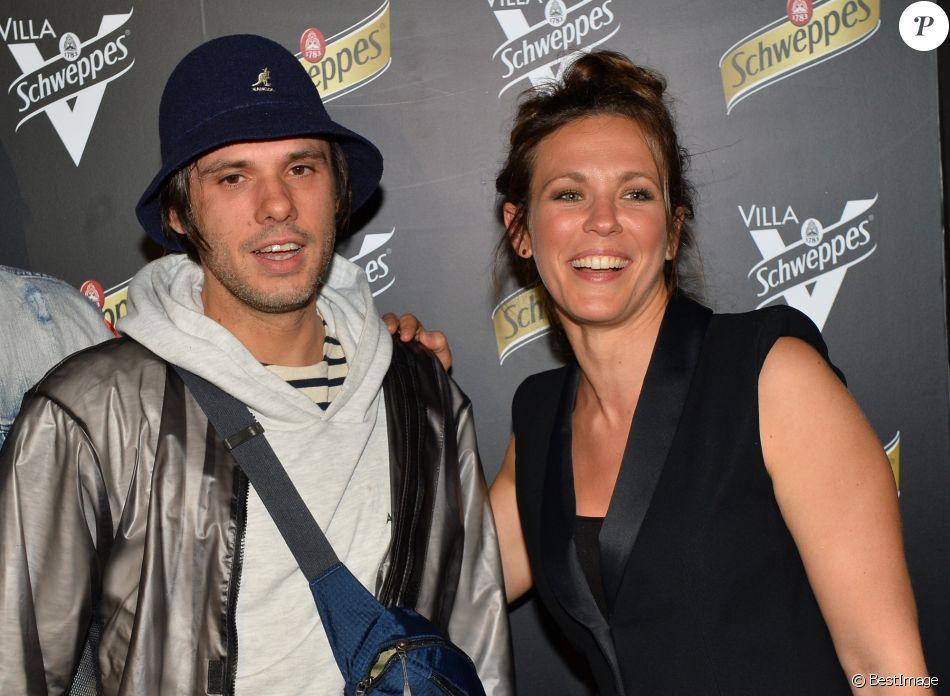 Orelsan et Lorie Pester - Showcase de Orelsan à la Villa Schweppes lors du 71ème Festival International du Film de Cannes le 16 mai 2018. © Veeren/Bestimage