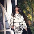 Vanessa Moody - Défilé lors de la vente aux enchères de la soirée amfAR Gala Cannes 2018 à l'hôtel du Cap-Eden-Roc, pendant le 71ème Festival International du Film de Cannes, à Antibes, France, le 17 mai 2018. © Cyril Moreau/Bestimage