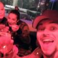 Rayane Bensetti, Denitsa  Ikonomova , Katrina Patchett se retrouvent à Rouen sur Instagram, mai 2018.