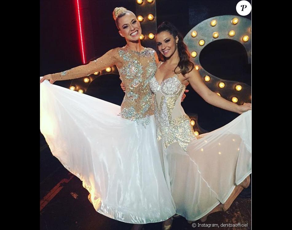 Denitsa Ikonomova et Katrina Patchett complices sur Instagram, novembre 2018.