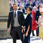 Victoria et David Beckham : Impeccables au mariage de Meghan et Harry