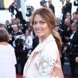 """Caroline Receveur (enceinte) - Montée des marches du film """" Les Filles du Soleil """" lors du 71ème Festival International du Film de Cannes. Le 12 mai 2018 © Borde-Jacovides-Moreau/Bestimage"""