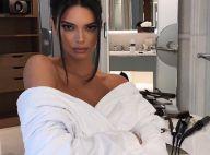 Kendall Jenner topless et en culotte : Une photo sexy... mais photoshoppée ?