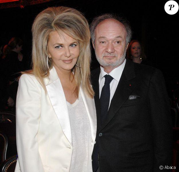 Nathalie Rheims et Claude Berri