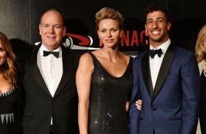 Charlene de Monaco : Apparition glamour entre son nouveau chouchou et Albert