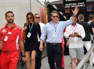 Hugh Grant et Anna Eberstein : Les jeunes mariés à Monaco pour le Grand Prix