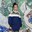 Camélia Jordana - Photocall du défilé de la collection croisière Louis Vuitton 2019 dans les jardins de la fondation d'art Maeght à Saint-Paul-De-Vence, France, le 28 mai 2018.
