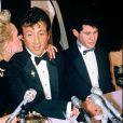 Sylvester Stallone et Brigitte Nielsen en 1986.