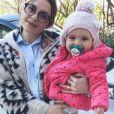 Louise, la fille d'Alexia Mori, Instagram, février 2018