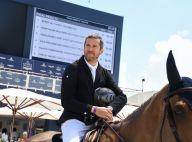 Guillaume Canet triomphe à cheval sans Marion mais devant Jessica Springsteen
