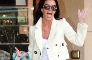 Janice Dickinson, une ex-mannequin encore sublime... à 54 ans !