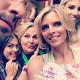Sylvie Tellier fête ses 40 ans avec ses amis proches, samedi 2 juin 2018, Instagram