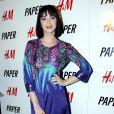 Katy Perry en robe Matthew Williamson lors de la soirée Beautiful People, le 9 avril 2009