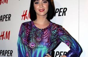 Katy Perry : pour les tapis rouges, elle s'habille petits prix !
