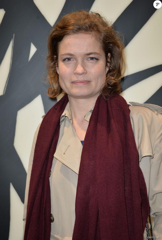 Sarah Biasini - Vernissage de lexposition Art Paris Art