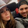 Luca Zidane et une amie sur une photo publiée sur son compte Instagram le 1er mars 2017