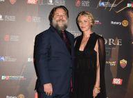Russell Crowe, méconnaissable, retrouve sa chérie dans Gladiator 18 ans après