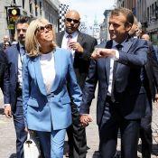 Brigitte Macron à Montréal : La première dame joue les touristes chic