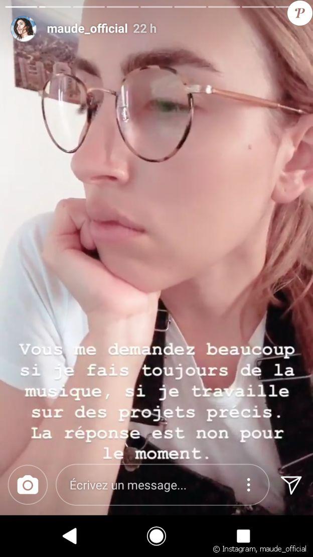 """Maude """"Les Anges 5"""""""
